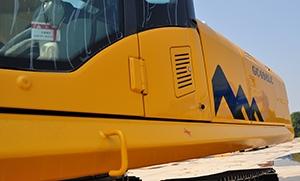 挖掘机柱塞马达发生的故障噪声的原因有哪些?