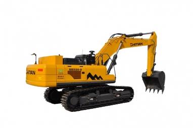 SH520-9液压挖掘机