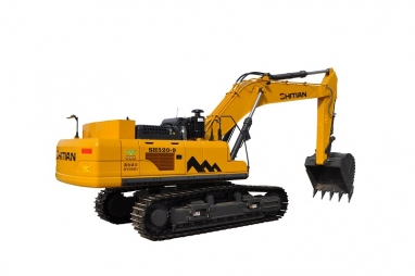 山东SH520-9液压挖掘机