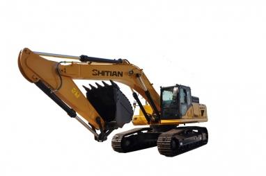 江西SH470-9大型液压节能挖掘机