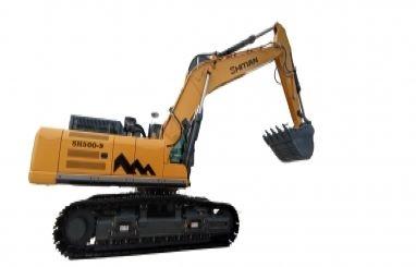 北京SH500-9大型液压挖掘机